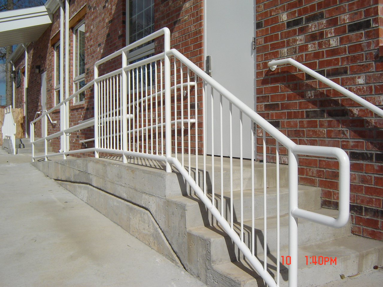 Accurate Metal Works Inc Railing
